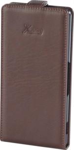 Étui de protection à clapet pour Sony Xperia Z3 - Brun