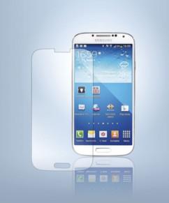 Façade de protection en verre trempé pour Samsung Galaxy S4