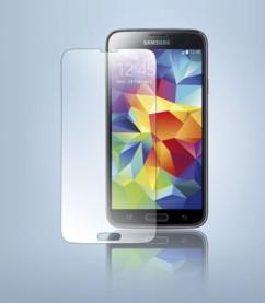 Façade de protection en verre trempé pour Samsung Galaxy S5