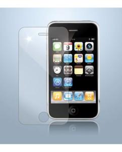 Film protecteur d'écran mat pour iPhone 3G/3Gs
