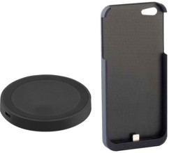 Kit chargement à induction compatible Qi pour iPhone 6