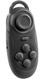 mini manette de jeux video avec joystick pour gaming mobile bluetooth auvisio