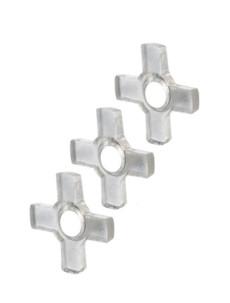 Pack de 3 croix de positionnement de rechange pour stylet tactile Callstel