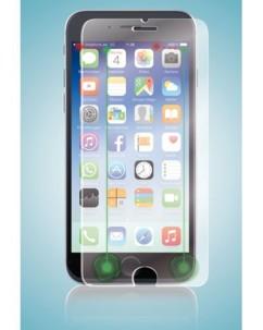 Protection intelligente en verre trempé pour iPhone 6 / 6S - transparent
