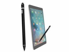 Stylet actif rechargeable pour écran tactile - compatible iPad Pro