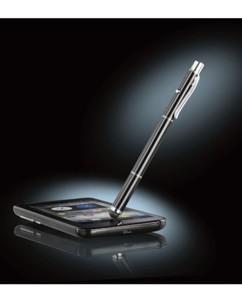 Stylet smartphone et tablette avec pointeur laser