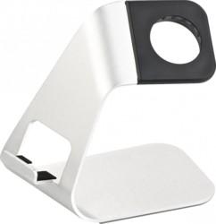 Support de chargement 2 en 1 pour Apple Watch et smartphones