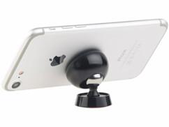 Support smartphone magnétique universel pour tableau de bord