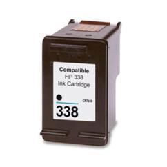 Cartouche compatible HP N°338 noir