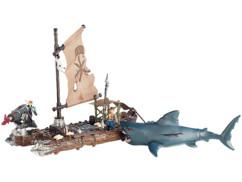 Mega Bloks ''Le Radeau et le Requin''