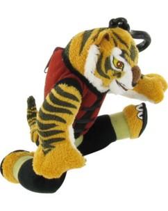 Peluche porte-monnaie ''Tigresse'' Kung Fu Panda