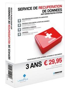 Service de récupération de données pour disque dur