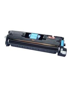 Toner remanufacturé cyan HP C9701A / C3961A Canon EP701C