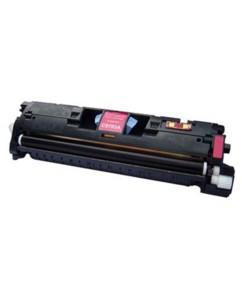 Toner remanufacturé magenta HP C9703A / C3963A Canon EP701M