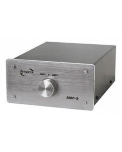 Commutateur – amplificateur Dynavox ''AMP-S'' argent