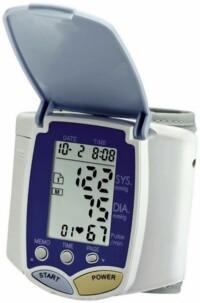Tensiomètre de poignet avec connexion USB