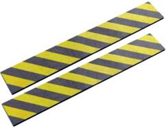 2 mousses de protection 100 X 15 cm - épaisseur 1 cm