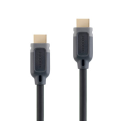 Câble HDMI Ethernet Belkin Pro HD 1000 compatible 4K - 1m