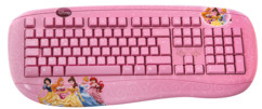Clavier multimédia princesse