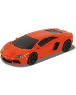 Clé USB ''Lamborghini Aventador'' orange - 16 Go