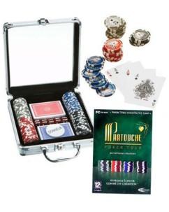 Coffret Partouche Poker Tour