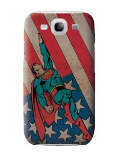 Coque Superman pour Galaxy SIII