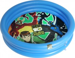 Piscine 3 boudins ''Ben 10 Alien Force''