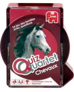 Quiz Quartet - Chevaux