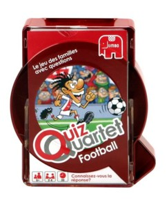 Quiz Quartet - Football