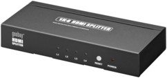 Splitter Vidéo HDMI - 4 sorties