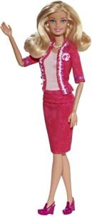 Barbie Présidente