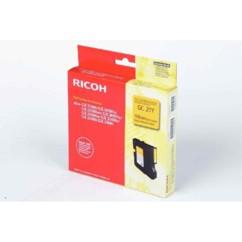 Cartouche Ricoh ''Gc-21Y'' gel jaune