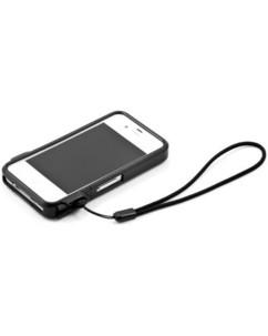 Coque rigide pour iPhone 4/4S avec corde rétractile ProLink