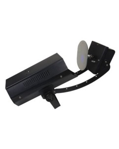 Effet de lumière LED RGBAW Ibiza Light