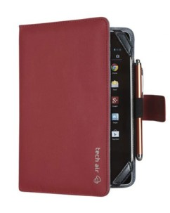 Housse folio pour tablette 8'' avec attache stylet TechAir