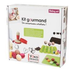 Kit gourmand pour desserts Yoko Design
