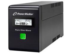 Onduleur UPS 800VA avec onde sinusoïdale pure