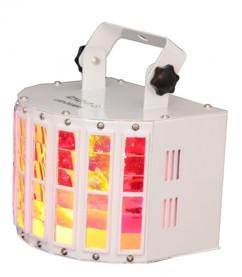 Projecteur à effet de lumière LED DMX 8 canaux