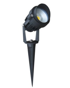 Spot LED piquet pour éclairage extérieur - Blanc froid