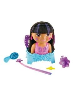Tête à coiffer Dora l'Exploratrice