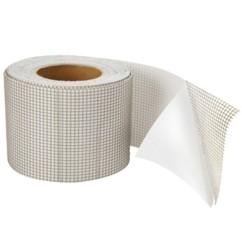 Adhésif pour réparation de moustiquaire