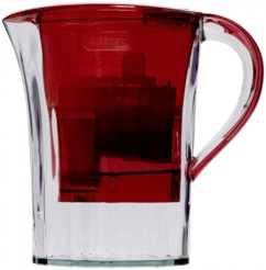 Carafe filtrante Cleansui GP001 - Rouge