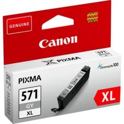 Cartouche originale Canon CLI-571 XL - Gris