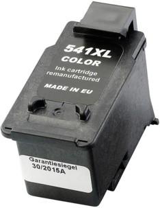 Cartouche remanufacturée pour Canon CL541 XL