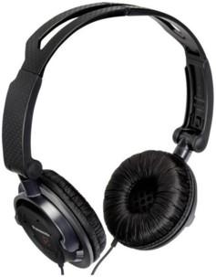 Casque audio Panasonic RP-DJS150E-K