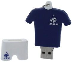 Clé USB FFF officielle 8 Go - Maillot
