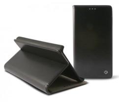 Étui de protection avec clapet folio pour Sony Xperia M4