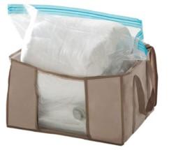 Housse de rangement 125L avec sac de mise sous vide
