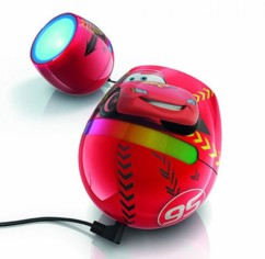 Lampe Philips LivingColors ''Micro'' Disney - Cars
