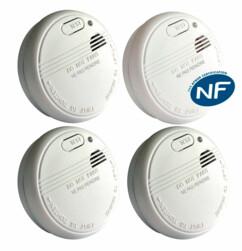 Lot de 4 DAAFs certifiés NF - Symex SYM3200